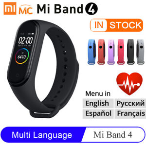 Xiaomi-Mi-Band-4-NFC-Smart-Wristband-Bracelet-Watch-OLED-Touch-Screen-Waterproof