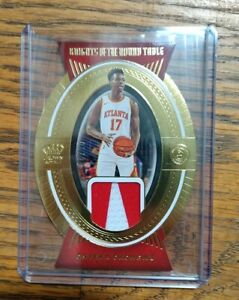 ONYEKA OKONGWU 2020 Crown Royale Knights Round Table PRIME 2-CLR PATCH RC 1/25