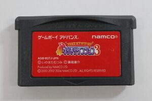 Tales of the World Narikiri Dungeon 3 Nintendo Gameboy Advance GBA Japan Import