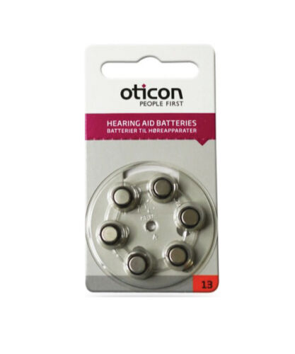 Oticon-Size-13-Hearing-Aid-Batteries-Orange-Tab-Various-Pack-Size