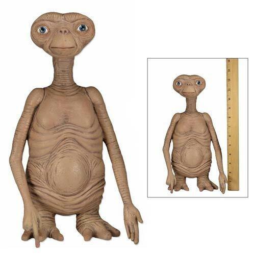 E.T The Extra-Terrestrial Stunt Puppet 12 pouces mousse réplique