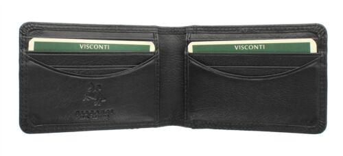 Visconti heritage collection Nelson cuir carte de crédit titulaire HT5