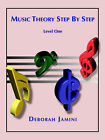 Music Theory Step by Step: Level One by Deborah Jamini (Paperback, 2006)