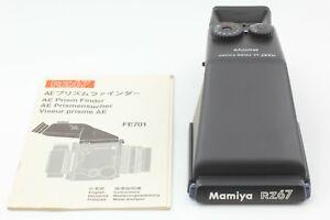 Nuovo-di-zecca-Mamiya-FE701-AE-Finder-a-prisma-per-tipo-II-RZ-da-D-Pro-II-GIAPPONE-1376-2