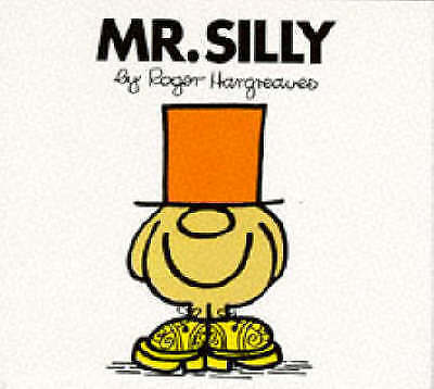 Mr. Silly (Mr. Men Library), Hargreaves, Roger, Used; Good Book