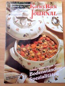 Zeitschrift-KOCH-amp-BACK-Journal-7-1991-oesterreichische-Koch-und-Esskultur