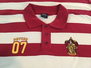 HARRY POTTER Gryffindor MVP Number 07 T-Shirt
