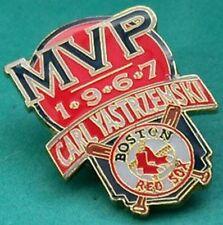 YASTRZEMSKI YAZ BOSTON RED SOX 67 MVP PIN