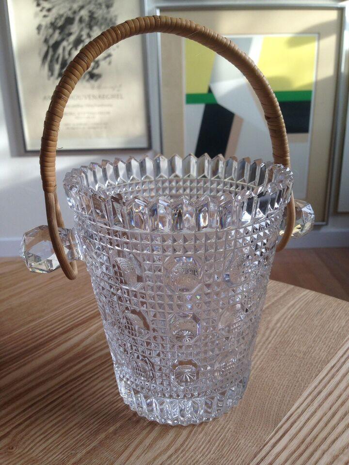 Glas, Isspand , Antik