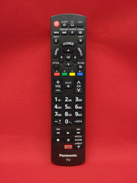 Mando a Distancia Original TV PANASONIC // TCL65E60