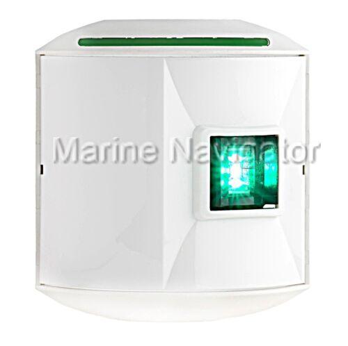 AQUASIGNAL 44 Starboard Navigation Light LED White 10-30V