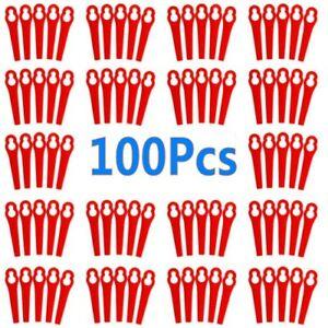 100-Kunstoffmesser-passt-ALDI-Hofer-Akku-Rasentrimmer-Gardenline-GLART-18-Li