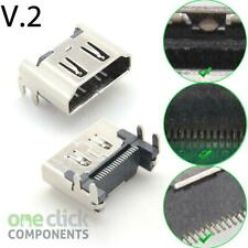 Sony PlayStation 4 PS4 HDMI Port Display Socket Jack Connector - Updated Design!