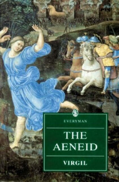 VIRGIL - THE AENEID  (PHOENIX 1998)  CLASSICAL ROMAN POETRY USED PB NR MINT