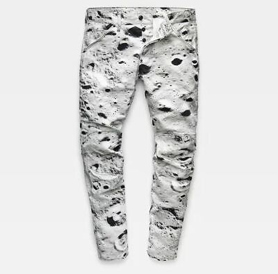 G STAR Elwood X52 5622 3D conique 32 33 34 36 toile camouflage Jeans Pharrell | eBay