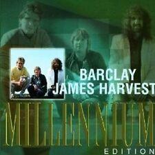 "BARCLAY JAMES HARVEST ""MILLENNIUM EDITION"" CD NEU"