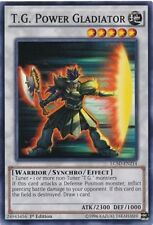 YUGIOH T.G. Tech Genus T. G. Deck Complete 40 - Cards + Extra