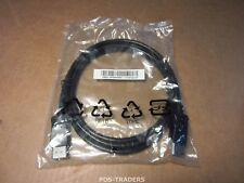 6 Feet HP 089G-187BAA500 Male to Male DisplayPort Cable