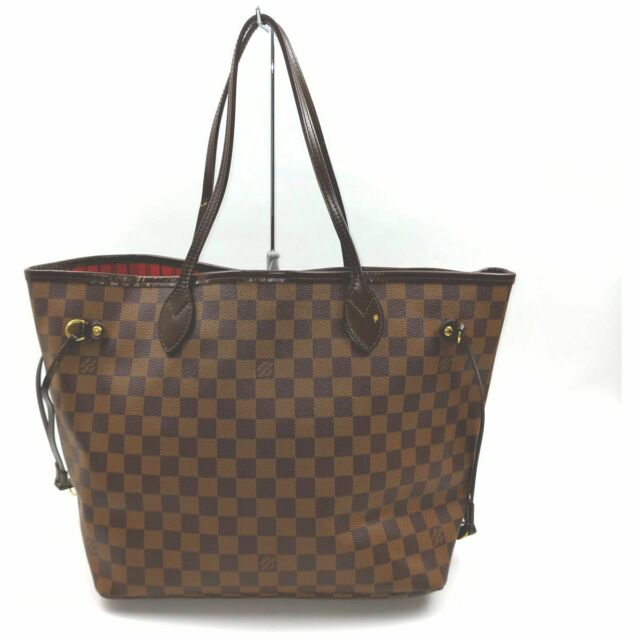 Louis Vuitton Tote Bag Neverfull MM Damier N51105 Browns Damier  401888