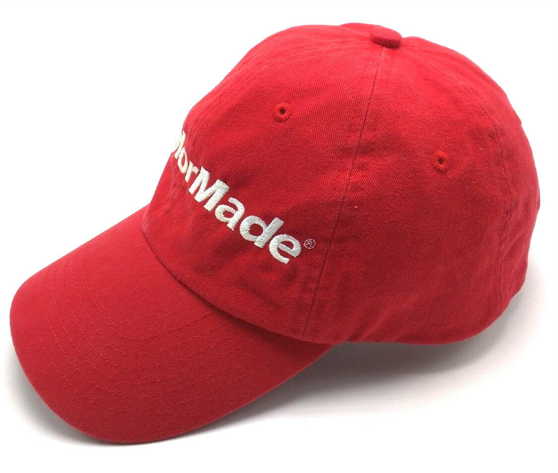 TAYLORMADE red - adjustable cap / hat - red golf b926ff