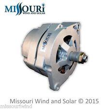 permanent magnet alternator 12 volt DC for building a wind turbine generator pmg