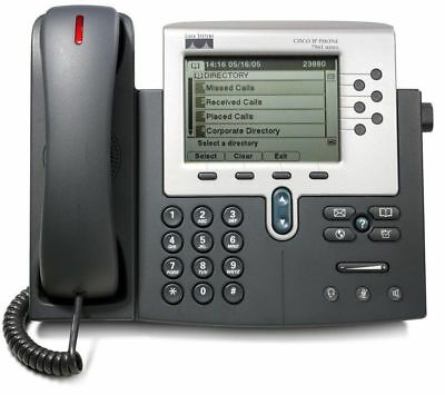 !!! Nuovo !!! >>> Cisco Ip Phone Cp 7961g - Sccp Voip Phone Poe