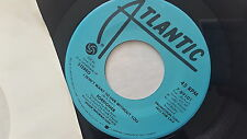 """FOREIGNER - I Don't Want To Live Without You PROMO 1987 AOR Soft Rock 7"""""""