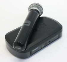 Shure PG58/PG4 Wireless Professional Microphone & Receiver **PLEASE READ**