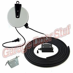 Image is loading Garage-Door-Pneumatic-Safety-Edge-Kit  sc 1 st  eBay & Garage Door Pneumatic Safety Edge Kit | eBay