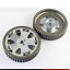 2Pcs-Cam-Gears-Pulley-Aluminum-For-MITSUBISHI-EVO-1-2-3-4-5-6-7-8-9-ECLIPSE-4G63 thumbnail 2