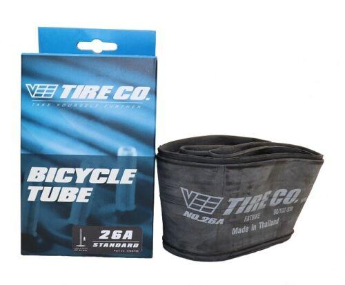 26 x 3.50-4.00 Presta Bicycle Inner Tube Vee Rubber 48mm valve FAT Bike