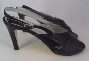 Calla-Grace-High-Heeled-Shoes-Black-rrp-130-UK-5-EU-38-JS35-09
