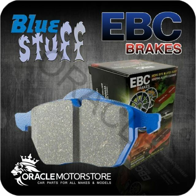 NEW EBC BLUESTUFF REAR BRAKE PADS SET TRACK / RACE PADS OE QUALITY - DP51930NDX