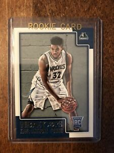 2015-16-Panini-Hoops-Basketball-289-Rookie-Karl-Anthony-Towns