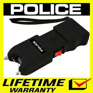 POLICE-Stun-Gun-928-650-BV-Heavy-Duty-Rechargeable-LED-Flashlight