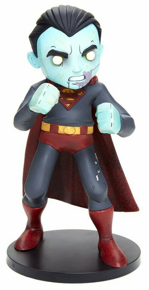 DC Artist Alley Superman 6.4-Inch PVC Collector Statue [Chris Uminga, Zombie]
