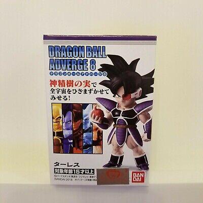 Bandai Dragon Ball Adverge 8 movie edition Turles goku face mini figure new