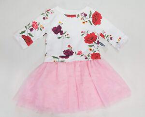 a63ef980d8f5 NWT Old Navy Girls Size 18-24 Months 2t or 3t Rose Flower Pink Tutu ...