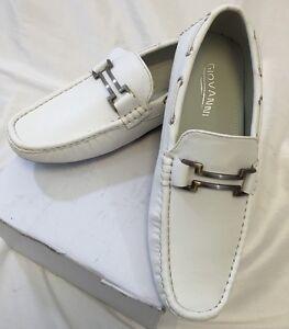 mens giovanni shoes loafer fashion italian casual slipon