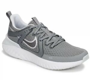 Men-Nike-Legend-React-2-Running-Training-Shoes-Cool-Gray-Silver-AT1368-003