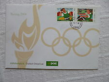 2008 Ireland Beijing Summer Olympic Games China FDC