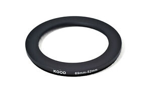Stepping Ring 69-52mm 69mm to 52mm Step Down Ring Stepping Rings 69mm-52mm