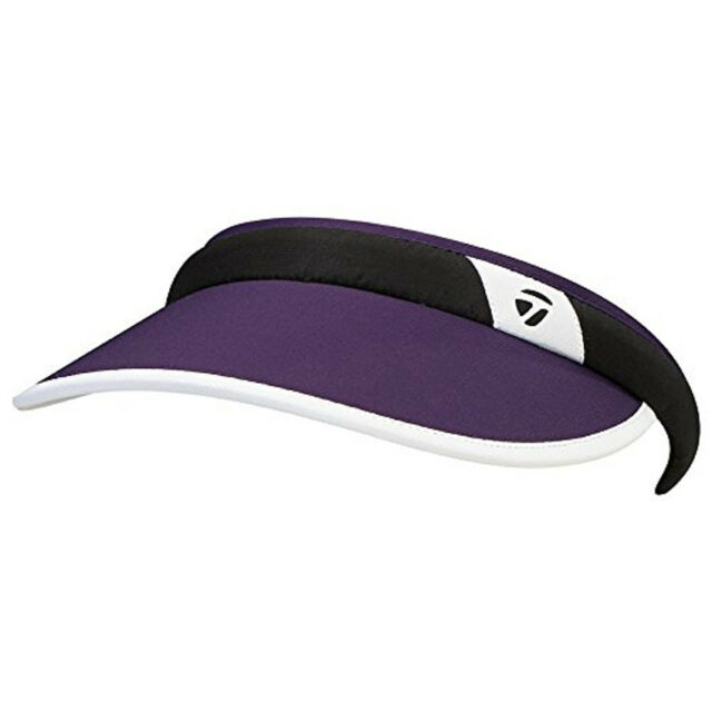 def7c1bc04f 2017 Women s TaylorMade Golf Fashion Visor Color Purple white for ...