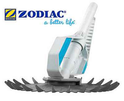 Aquasphere Pool Cleaner by Zodiac Baracuda - Above & In Ground - Wall Climber -