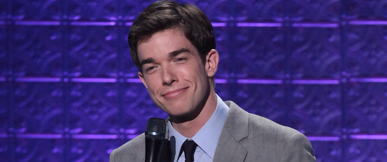 PARKING PASSES ONLY John Mulaney