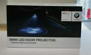 New-Sealed-Genuine-BMW-LED-Door-Projectors-Puddle-Lights-Logo-Emblem-63312414105