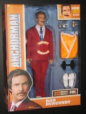 ANCHORMAN LEGEND OF RON BURGUNDY 13 INCH 1/6 SCALE TALKING FIGURE WILL FERRELL
