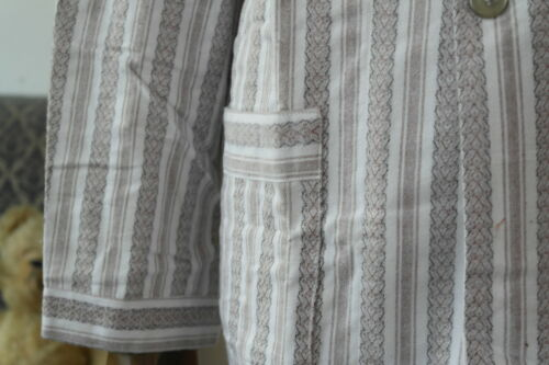 Pyjama Veb Ddr Dreiklang True Vintage pour 48 Auerbach 70's homme de fYfZwr