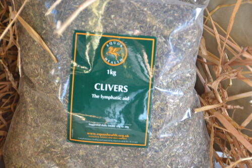 Clivers herb