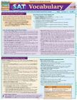 SAT Vocabulary 9781423214465 by Inc. BarCharts Poster